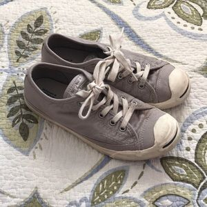 Jack Purcell/Converse grey size 4 (36) unisex